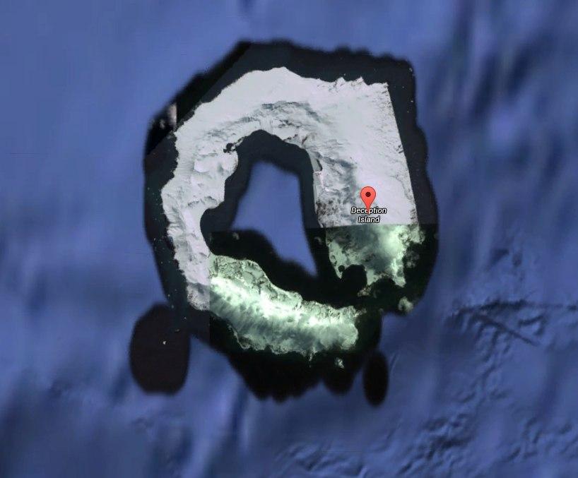 Остров Десепшен