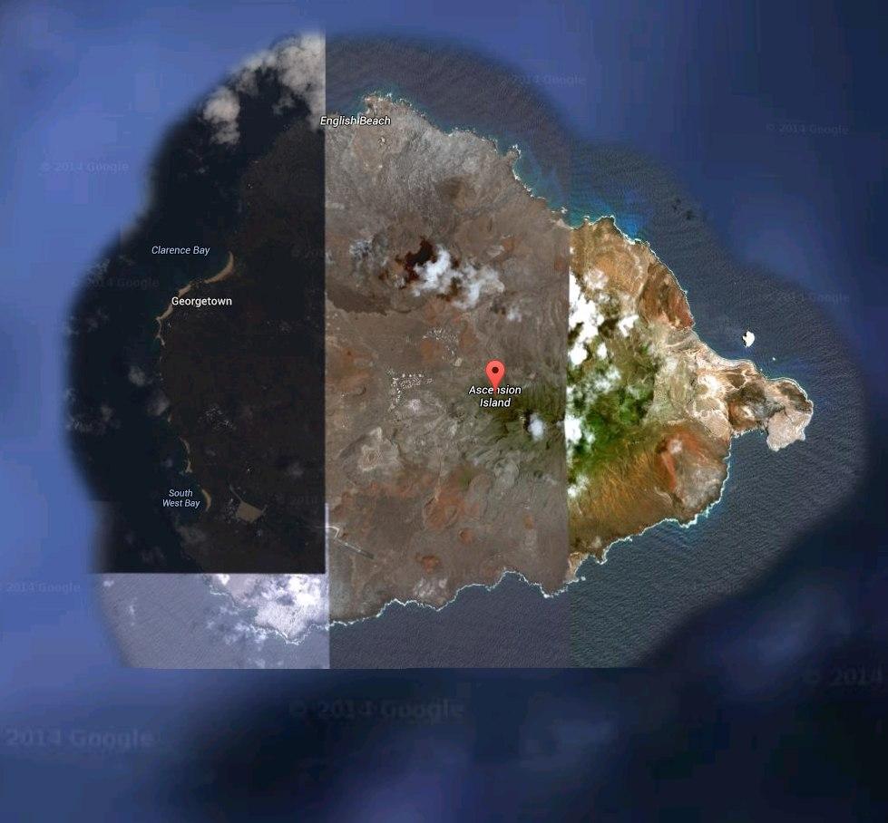 Остров Вознесения