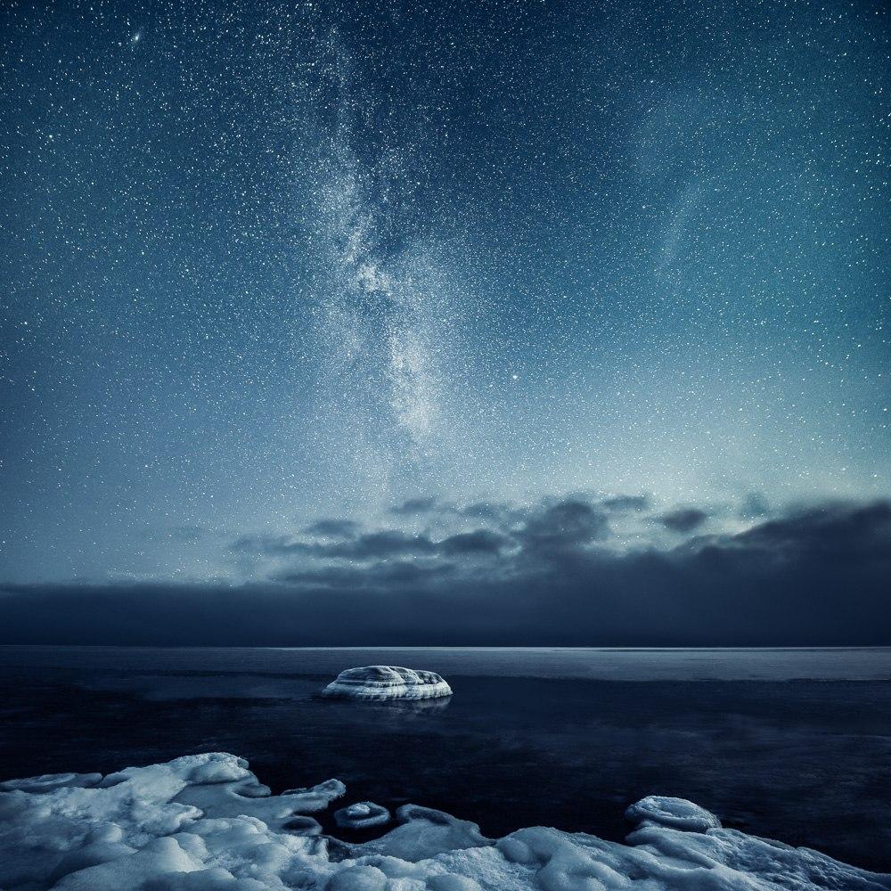 Финляндия фото зимой