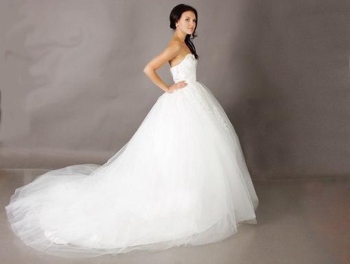 Юлия Большакова Свадебное Платье 63