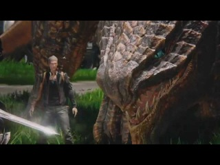 Scalebound - Xbox One Gameplay - Gamescom 2015