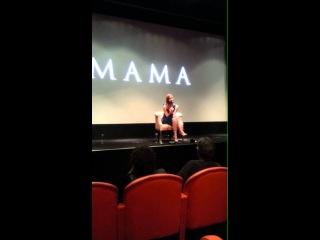 Zero Dark Thirty's Jessica Chastain Plays The Porn Name Game