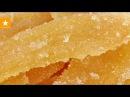 Цукаты из имбиря - конфеты с перчинкой от Мармеладной Лисицы. CANDIED GINGER RECIPE