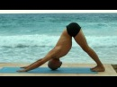Hatha Yoga Surya Namaskar Sun Salutation