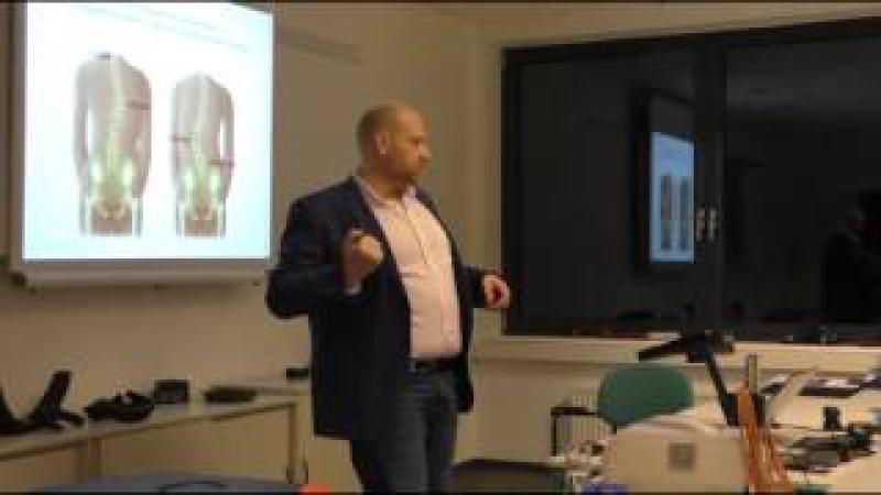 Причины болезней и здоровье - Гютерсло, Германия - лекция остеопата А Смирнова - YouTube