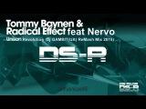 Tommy Baynen & Radical Effect feat Nervo - Unison Revolution (Dj GAMBIT(UA) ReMash Mix 2015)