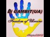 Dj GAMBIT(UA) - Freedom of Ukraine (Original Mix 2017)
