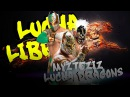 Myzteziz (Sin Cara Mistico) and Lucha Dragons (Kalisto and Sin Cara Hunico) Be A King HD