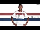 David Alaba | Fantastic Free Kick | HD