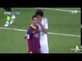 Lionel Messi vs Pepe, the beat box battle...