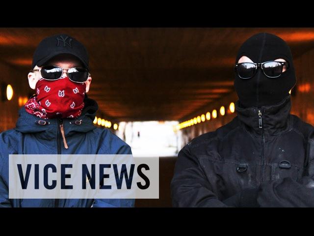 The Rise Of Sweden's Far Left Militants