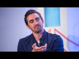AMC's Halt and Catch Fire Star Lee Pace A Fireside Chat