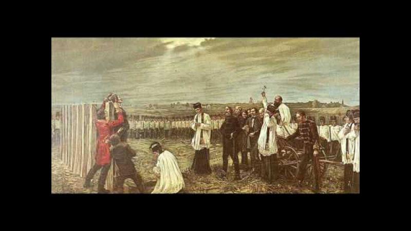 Balogh Márton - Az aradi tizenhármak balladája
