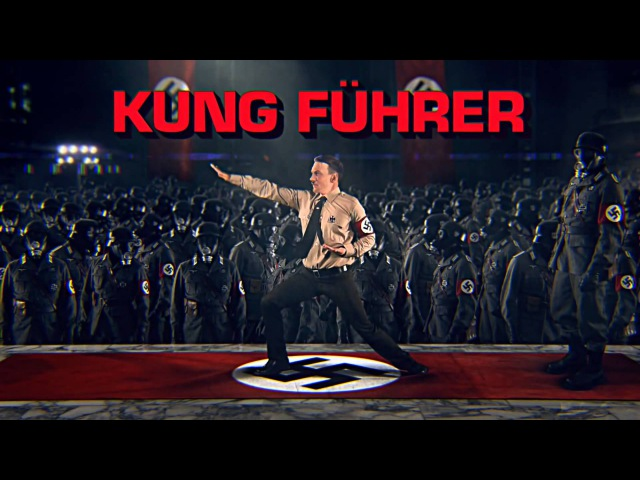 KUNG FURY Official Trailer HDРусский язык(Agent Diego)