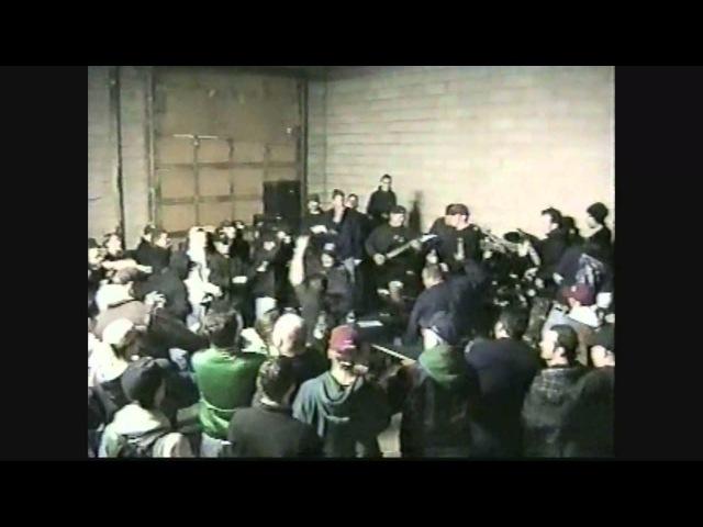 HATEBREED - Fan Attacks Jamey Jasta - 1995