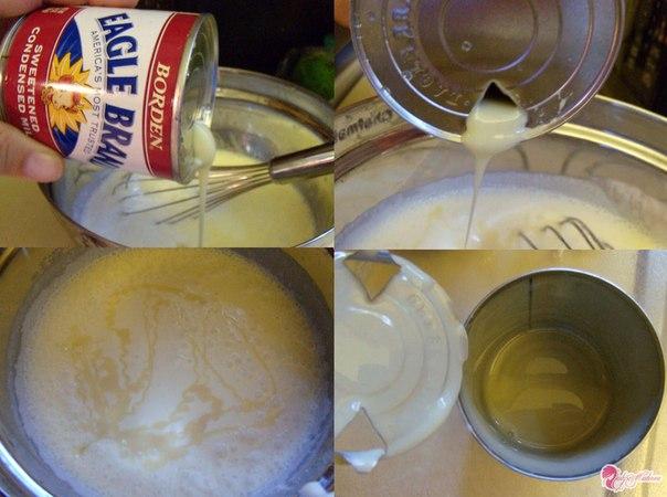 Мороженое в домашних условиях рецепт сметана