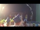 Танец Латина ДОЛ Родничок 3 смена 2015