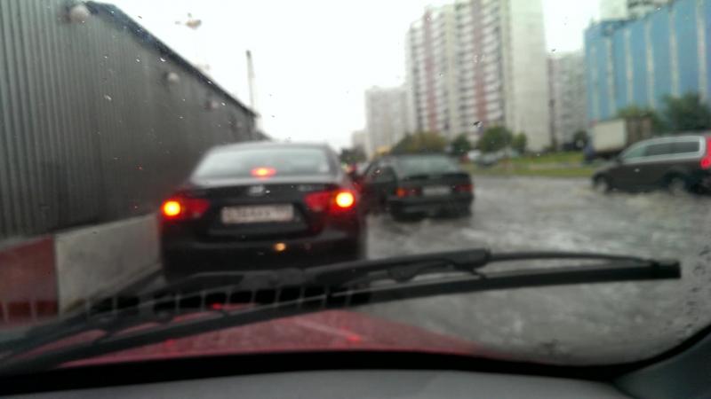 дорога из Внуково) печаль