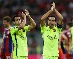 «Барселона» стала первым финалистом Лиги чемпионов УЕФА