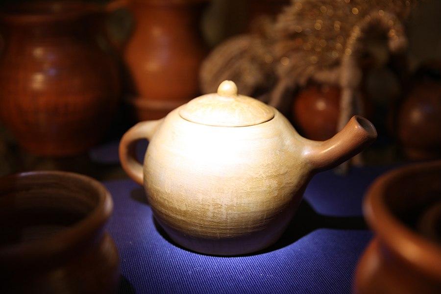 Чайник гончарство