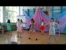 Танец девочек на выпускном 9 класс