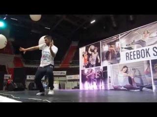 Carlos Ramirez @ Fitness Summit 2014 St. Petersburg