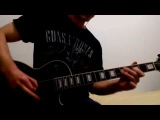 Lamb of God - Engage the Fear Machine (Guitar Cover wsolo)