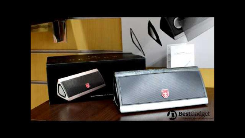 Колонка BETNEW X07 3D Surround Stereo Bluetooth