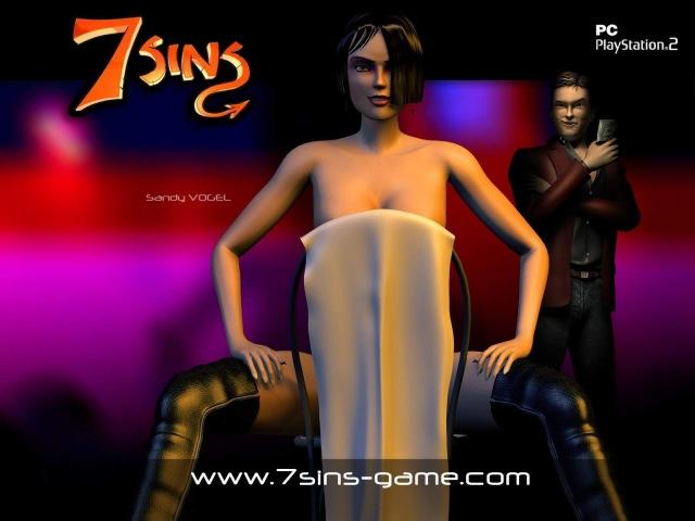 Видео обзор игры 7 sins - Слишком пошло