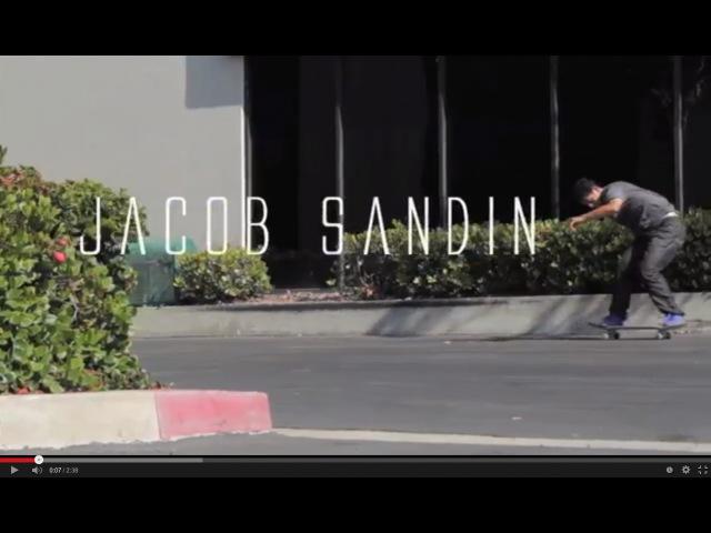Jacob Sandin...
