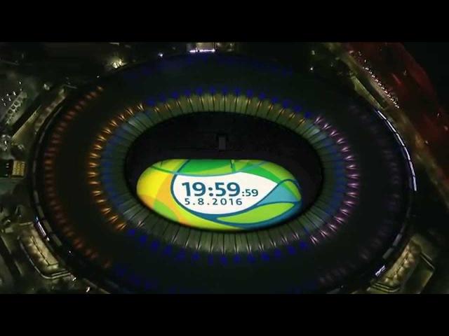 1 ano para os Jogos Olímpicos/ 1 Year to the Rio 2016 Olympic Games