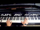 Safe And Sound - Capital Cities (HD Piano Cover) - Costantino Carrara
