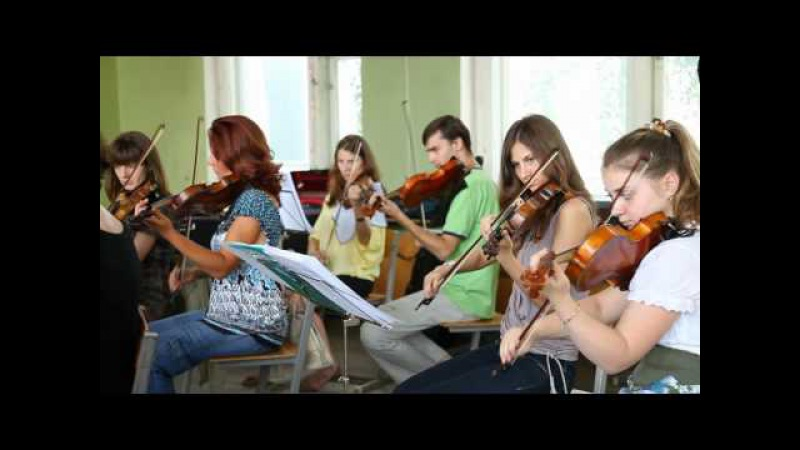«Король и Шут» - репетиция с оркестром «Глобалис»