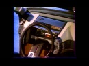 Citroën BX Prototype - conception - étude CAO - maquettes - essais- crash test