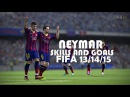 Neymar JR - FIFA 13/14/15 SKILLS AND GOALS