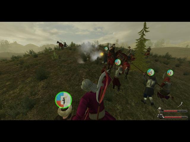 Mount Blade. Огнём и мечом. Великие битвы. Резня