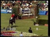 Gail Greenough - Jappeloup - Worlds in Aachen 1986