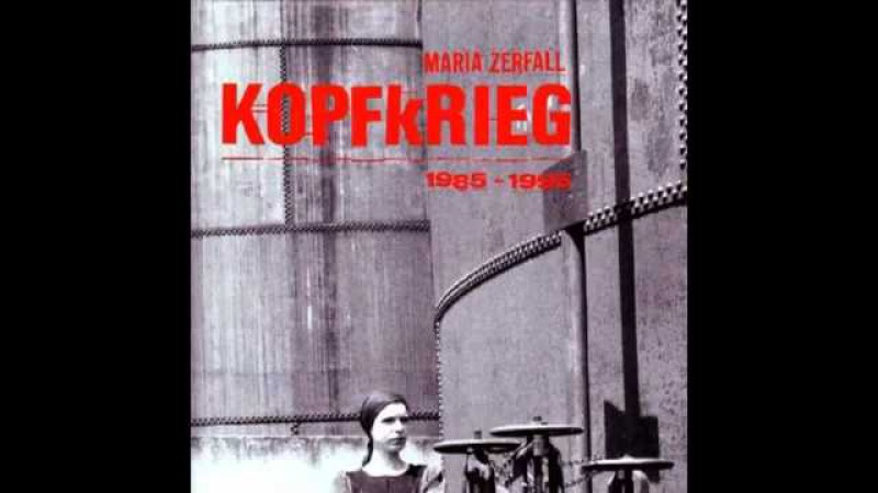 Maria Zerfall - Abseits