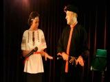 Паша Юдин и Женя Попова -СЧАСТЬЕ концерт 01 06 2014г