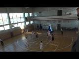 HIGHLIGHTS Мужчины АСБ УРАЛ 18.02.15 УрГУПС-ТГНГУ /49-68/