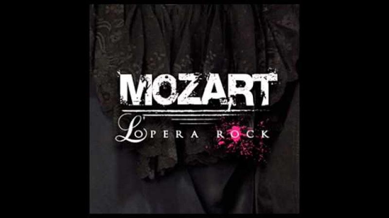Mozart l'opéra rock - Je dors sur des roses
