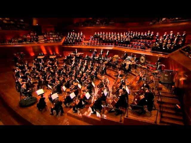 Carl Orff - Carmina Burana with The Copenhagen Royal Chapel Choir DR Symphony Orchestra