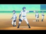 Ace of Diamond ТВ-2 09 серия русская озвучка Skim  Великий Бейсболист 2 сезон 9  Путь Аса TV 2