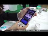 LEAGOO smartphones Elite 1, Elite 4, Elite 5