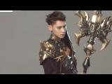 [VIDEO] 151012 Z.TAO @ 我是大主宰 (Im The Sovereign) - BTS