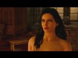 Ведьмак 3 - Любовь с Трисс  Роман с Йеннифэр - Все Кат-сцены