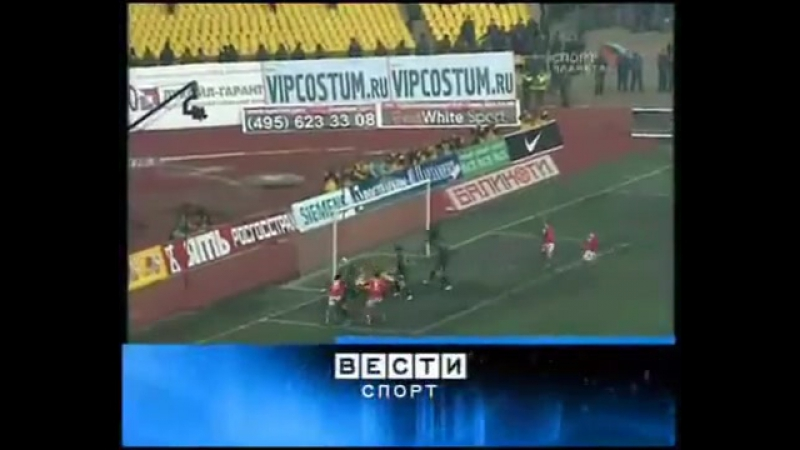 [staroetv.su] Часы и начало программы Вести-Спорт (Спорт, 01.04.2006)