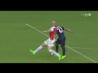 Супер гол Эсекьеля Лавецци в ворота Монако