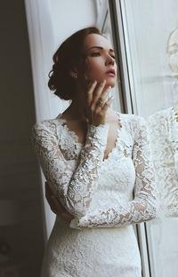 Показ   свадебных платьев от Ульяны Сорочинской!