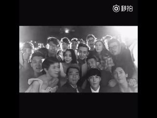 151102 Zheng Kai Weibo Update